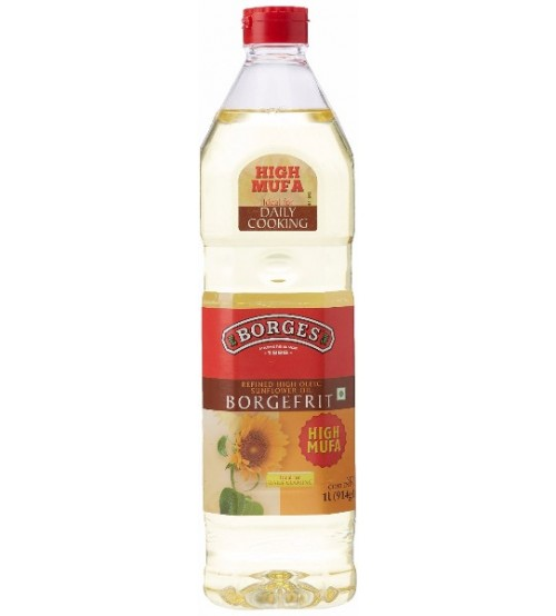 Borges Borgefrit High Oleic Oil 1Litre