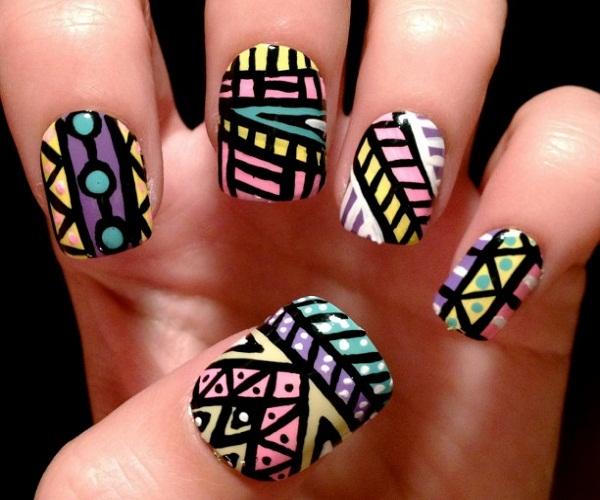 Super Cool Nail Art Ideas For Short Nails Rohidas Vitthal